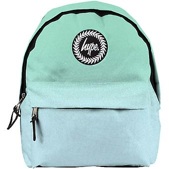 Hype Mint Speckle Fade Print Backpack Bag