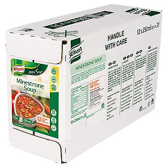 Knorr-100 %-Minestrone-Suppe