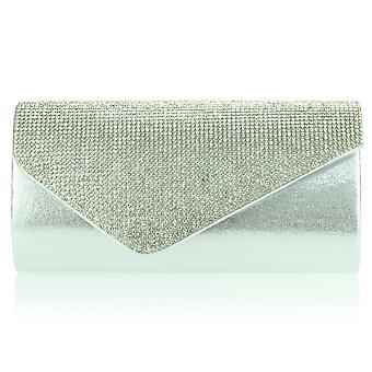 Aarz London Cara- Crystal Evening Bag