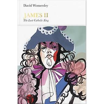 Jacobus II - de laatste katholieke koning door David Womersley - 9780141977065 B