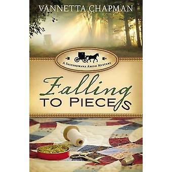 Falle i stykker - et teppe butikk drap av Vannetta Chapman - 97803103