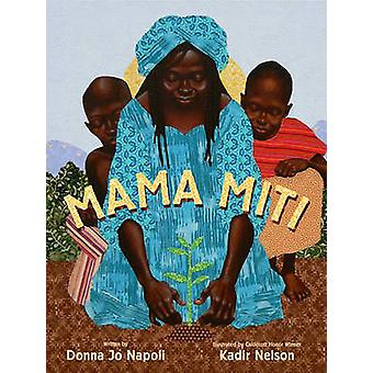 ماما ميتي-وانجارى ماثاي والأشجار من كينيا بنابولي جو دونا