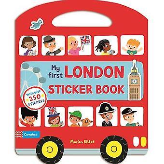 Mein erstes London Aufkleber Buch (Hauptmarkt Hrsg.) von Marion Billet - 978