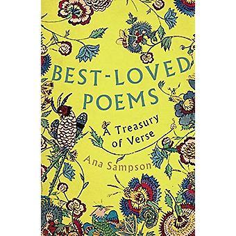 Plus aimées poèmes - un trésor de verset par Ana Sampson - 9781782437246