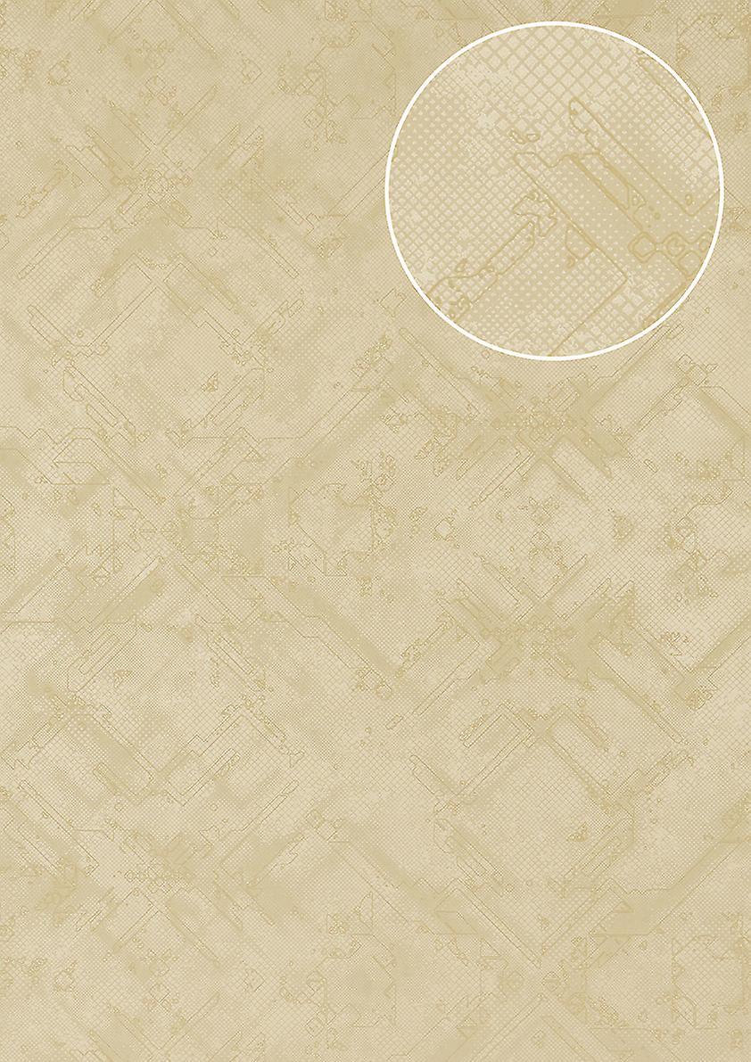 Papier peint intissé ATLAS SIG-580-2