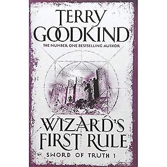 De eerste regel van de wizard (Gollancz S.F.)