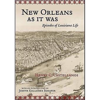 La Nouvelle-Orléans telle qu'elle était: des épisodes de la vie de la Louisiane