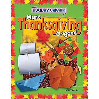 Plus Thanksgiving Origami (Origami Holiday)