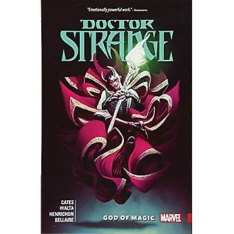 Doctor Strange By Donny Cates Vol. 1