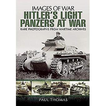 Hitlers lichte Panzers at War (beelden van oorlog)