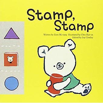 Stamp, Stamp: Geometry (First Step - Math)