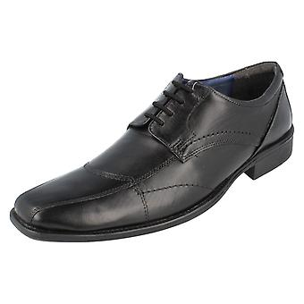 Mens Bruno Donnari intelligente formale Schuhe NN908