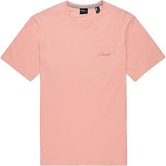 O'Neill Men's T-Shirt ~ Jacks Base pink