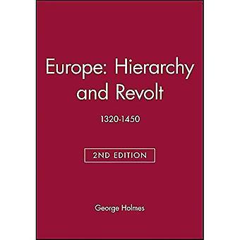 Europa: Hierarquia e revolta, 1320-1450 (Blackwell histórias clássicas da Europa)