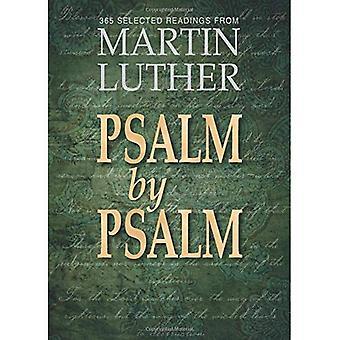 Psalm door Psalm: 365 devotionele lezingen met Maarten Luther