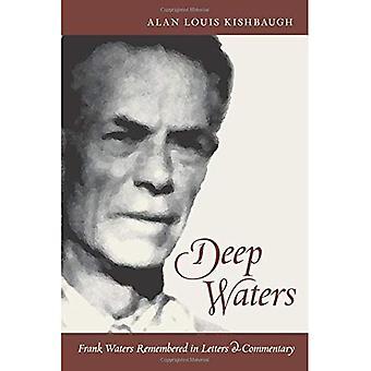 Aguas profundas: Frank aguas recordado en letras y comentario