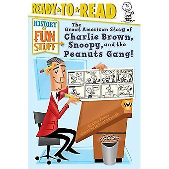 Den stora amerikanska berättelsen Charlie Brown, Snobben och det jordnötter gänget! (Redo-att-läsa - nivå 3)