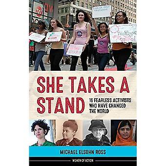 Lei prende un Stand: 16 attivisti senza paura che hanno cambiato il mondo