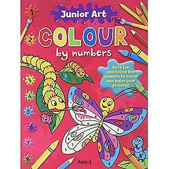 Sjöjungfrun: Colour By Numbers