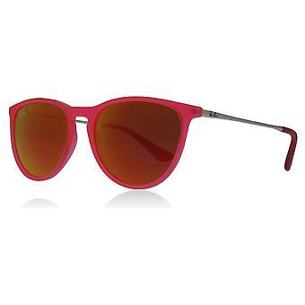 c02b340a4c Ray-Ban Junior RJ9060S Age 8-12 Years 70096Q Pink RJ9060S Wayfarer  Sunglasses Lens