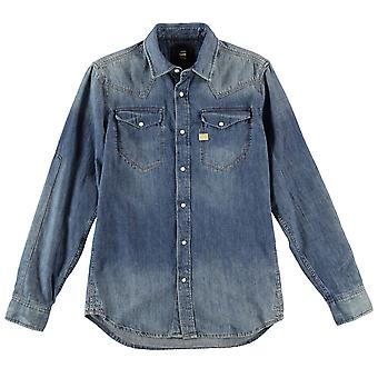 G Star chemise à manches longues Mens Tacoma