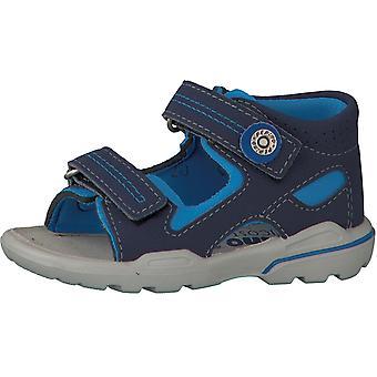 Ricosta Pepino Boys Manti Sandals Navy Blue