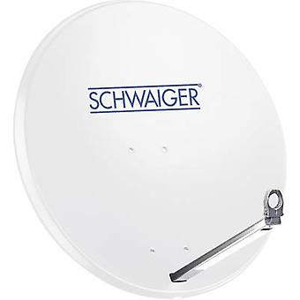 Schwaiger SPI991.0SET SAT system w/o receiver Number of participants 4