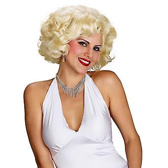 Wig For Marilyn Monroe Costume