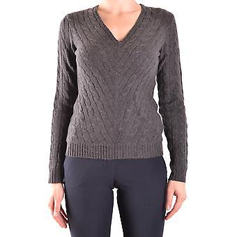 Ralph Lauren Grey Cashmere Sweater