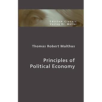 Beginselen van politieke economie door Malthus & Thomas & Robert