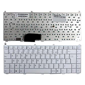 Sony Vaio VGN-FE670 White French Layout Replacement Laptop Keyboard