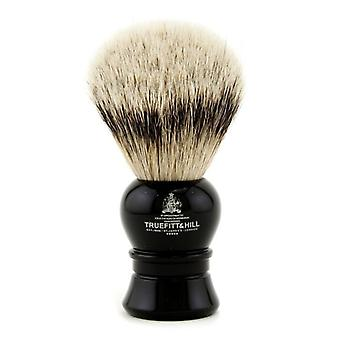 Truefitt и холм Carlton супер Баджер бритья щетка - # Эбони--