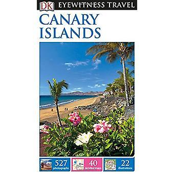 DK Eyewitness Travel Guide Canary Islands by DK - 9780241271070 Book