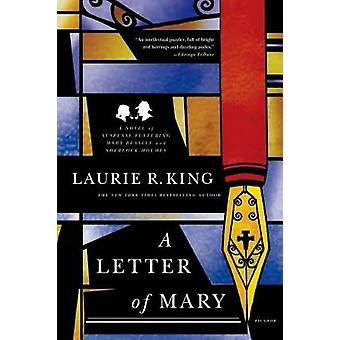 A Letter of Mary by Laurie R King - 9780312427382 Book