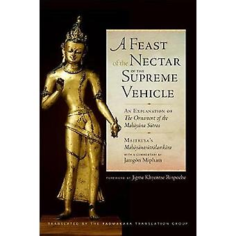 A Feast of the Nectar of the Supreme Vehicle - An Explanation of the O