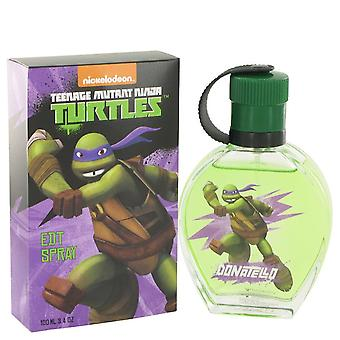 Teenage Mutant Ninja Turtles Donatello by Marmol & Son Eau De Toilette Spray 3.4 oz / 100 ml (Men)