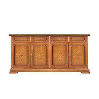 Cupboard 4 Türen 4 Schubladen mit