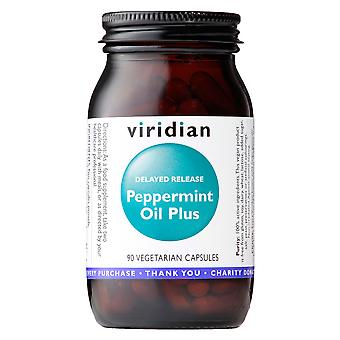 Viridian Peppermint Oil Plus (Delayed Release) 90 caps
