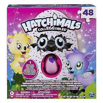 Hatchimals Colleggtibles mysterium pussel