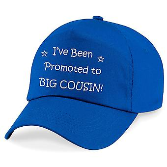 Kids I've Been Promoted To Big Cousin Baseball Cap