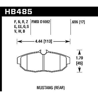 Falcão desempenho HB485N. 656 HP Plus