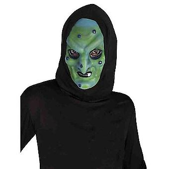 Rubie's Witch Mask With Hood (Babies and Children , Costumes)