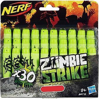 Nerf Zombie Strike Dart Refill - 30 pilar