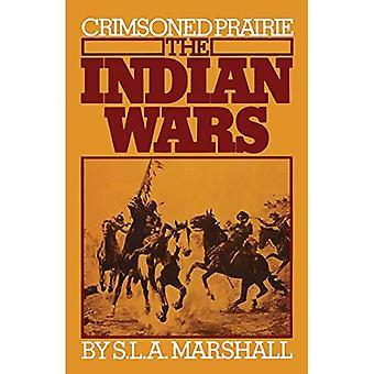 Crimsoned Prairie: Indian Wars (A Da Capo paperback)