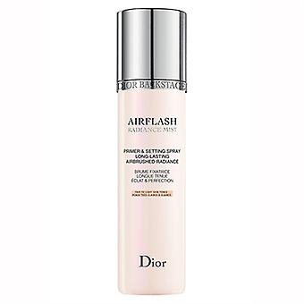 Christian Dior Backstage Airflash Radiance Mist Primer & Setting Spray Fair to Light Skin Tones 2.3oz / 70ml