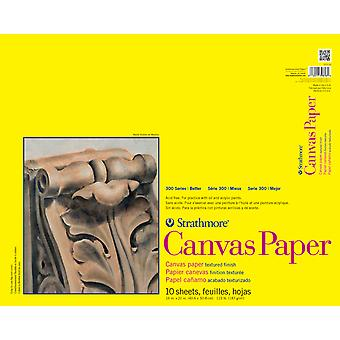 Strathmore Canvas Paper Pad 16