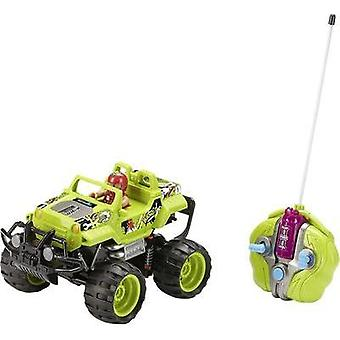 Revell Control Junior 23000 Crash Car RC model car for beginners Electric Monster truck RWD