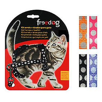 Freedog Harness Kit + handle cats