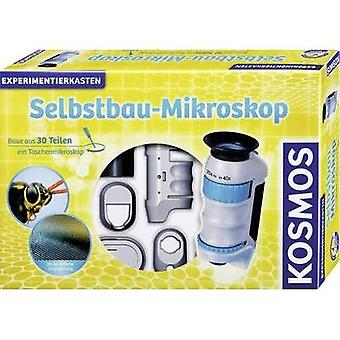 Science kit (set) Kosmos Selbstbau-Mikroskop 634025 8 years and over