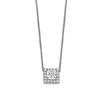 ESPRIT women's chain necklace silver Stylic ESNL91937A420